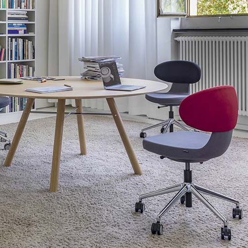 contemporary office chair - girsberger
