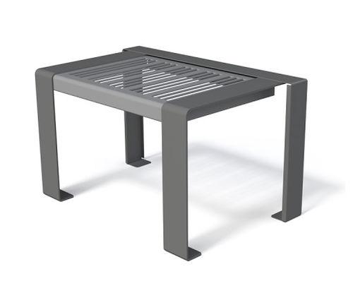public space stool