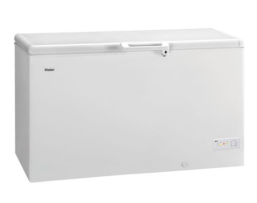 chest freezer / white / energy-saving