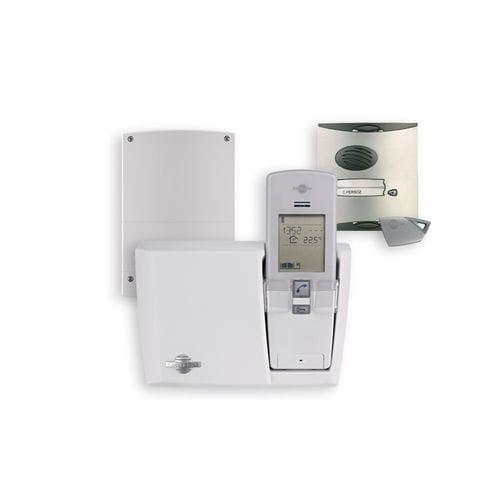 wireless door intercom system / metal