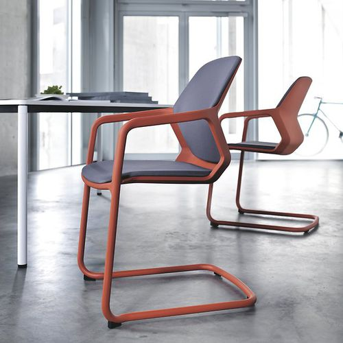 contemporary visitor chair - Wilkhahn