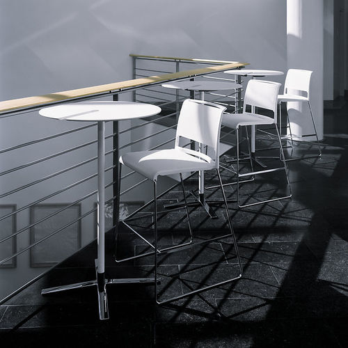 contemporary bar chair - Wilkhahn