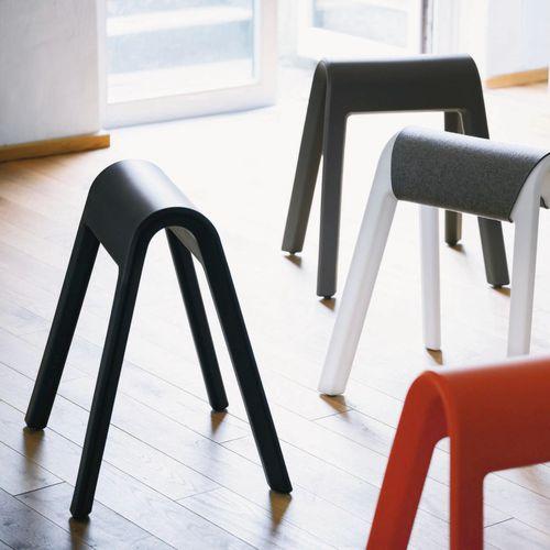 original design stool - Wilkhahn
