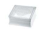 glass paver / pedestrian / for public spaces / outdoor