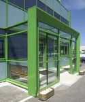 finish paint / for joinery / facade / for metal