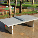 outdoor ping pong table / for public spaces / for public spaces / for playgrounds