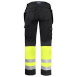 work pants / high-visibility / cotton / Kevlar®