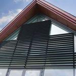 aluminum solar shading
