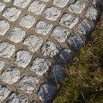 natural stone paver / drive-over / outdoor