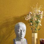 contemporary wallpaper / nonwoven fabric / plain / color