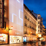 Solid Surface ventilated facade / Krion®