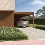 pine carport