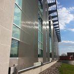 wire mesh solar shading