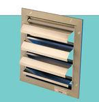 louvre shutter