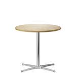 contemporary bistro table / oak / ash / walnut