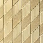 wood decorative panel / MDF / wall-mounted / veneered