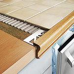 aluminium edge trim
