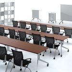 contemporary classroom table