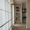 modular bookcase / wall-mounted / floor-to-ceiling / mobile