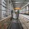 prestressed concrete beam / rectangular