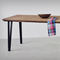 powder-coated steel table base / contemporary / for bars / for restaurants