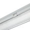 surface-mounted light fixture / LED / linear / stainless steel