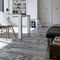 oak laminate flooring / pine / HDF / floating