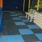 indoor flexible tile / outdoor / floor / recycled rubber