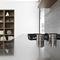 contemporary storage cabinet for kitchen