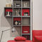 wall bed / single / contemporary / child's