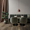 indoor tile / for floors / porcelain stoneware / wood look