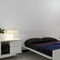 double bed / single / contemporary / with headboard