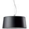 pendant lamp / contemporary / steel / painted metal