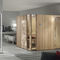 Finnish sauna / home / wooden