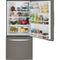 refrigerator-freezer with drawer / colored / energy-efficient / EU Energy label