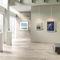 indoor tile / floor / porcelain stoneware / rectangular