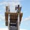 construction site lifting platform