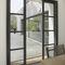 sliding glass door pocket system