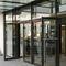entry door / swing / pivoting / aluminum