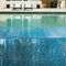 indoor mosaic tile / wall / glass / textured