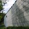 reinforced concrete retaining wall