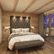 solid wood girder