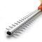 electric hedge trimmer / walk-behind / lightweight