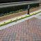 terracotta paver / pedestrian / for public spaces