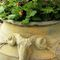 fiberglass planter / traditional
