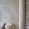natural stone column / solid wood / prefab