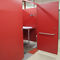 aluminum diaper changing station / HPL / free-standing / wall-mounted