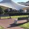 contemporary chair / concrete / outdoor / for public spaces