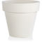 polyethylene planter / round / classic / for public spaces