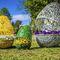 fiberglass sculpture / outdoor / for public spaces